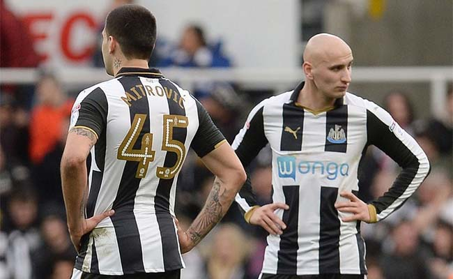 newcastle v bristol city player ratings